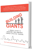 Based on the book, published in 2016 by Building Giants Press